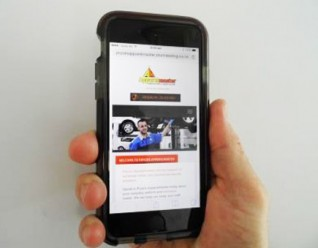 Pryors now mobile responsive
